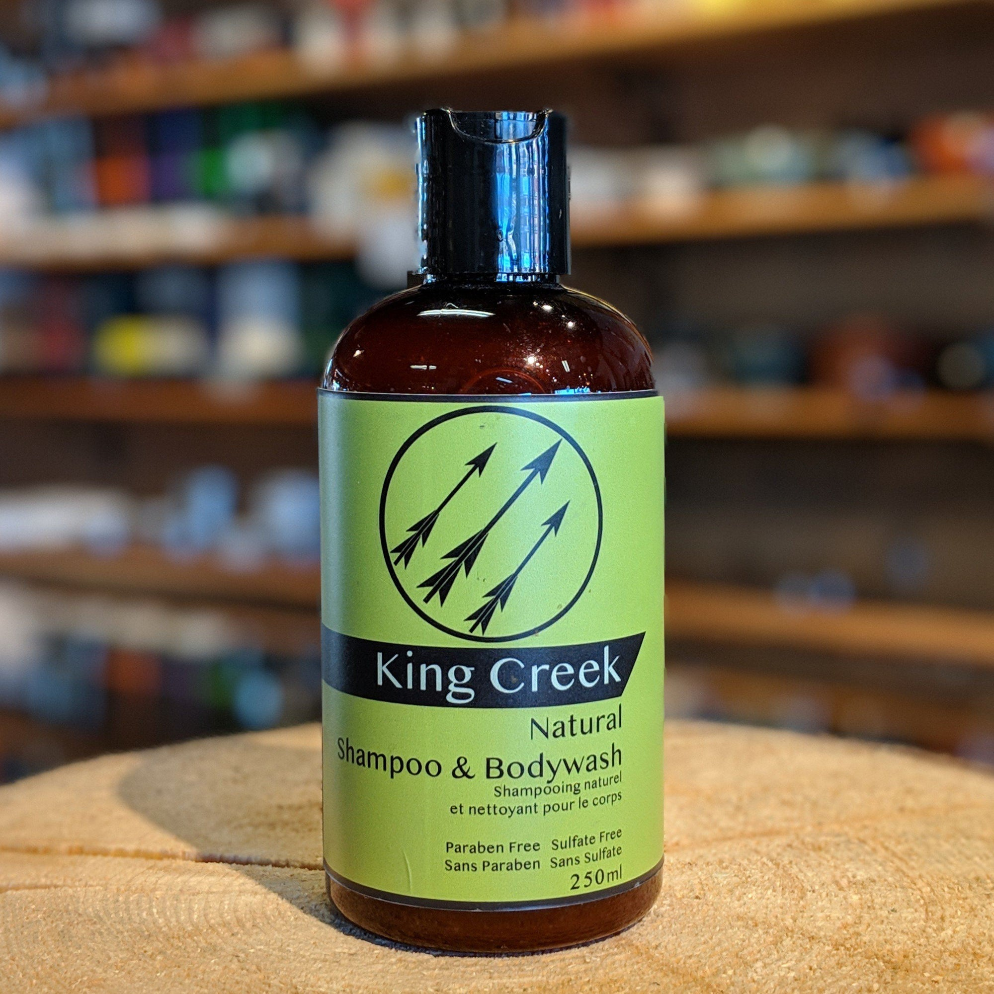 Three Arrows Shampoo & Bodywash King Creek 250ml