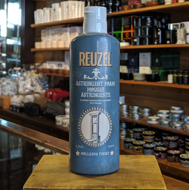 Reuzel Astringent Foaming Aftershave 200mL