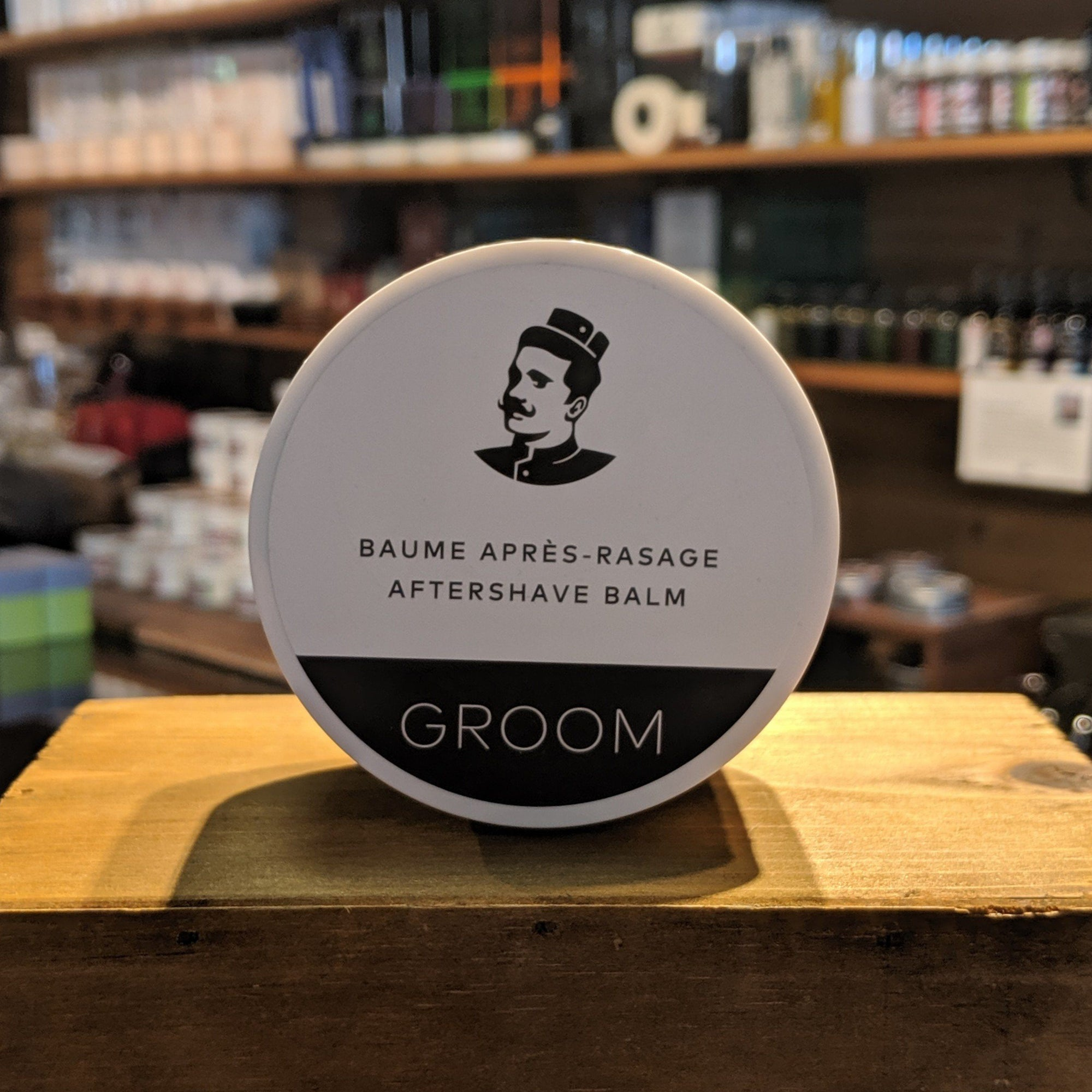 Groom Aftershave Balm