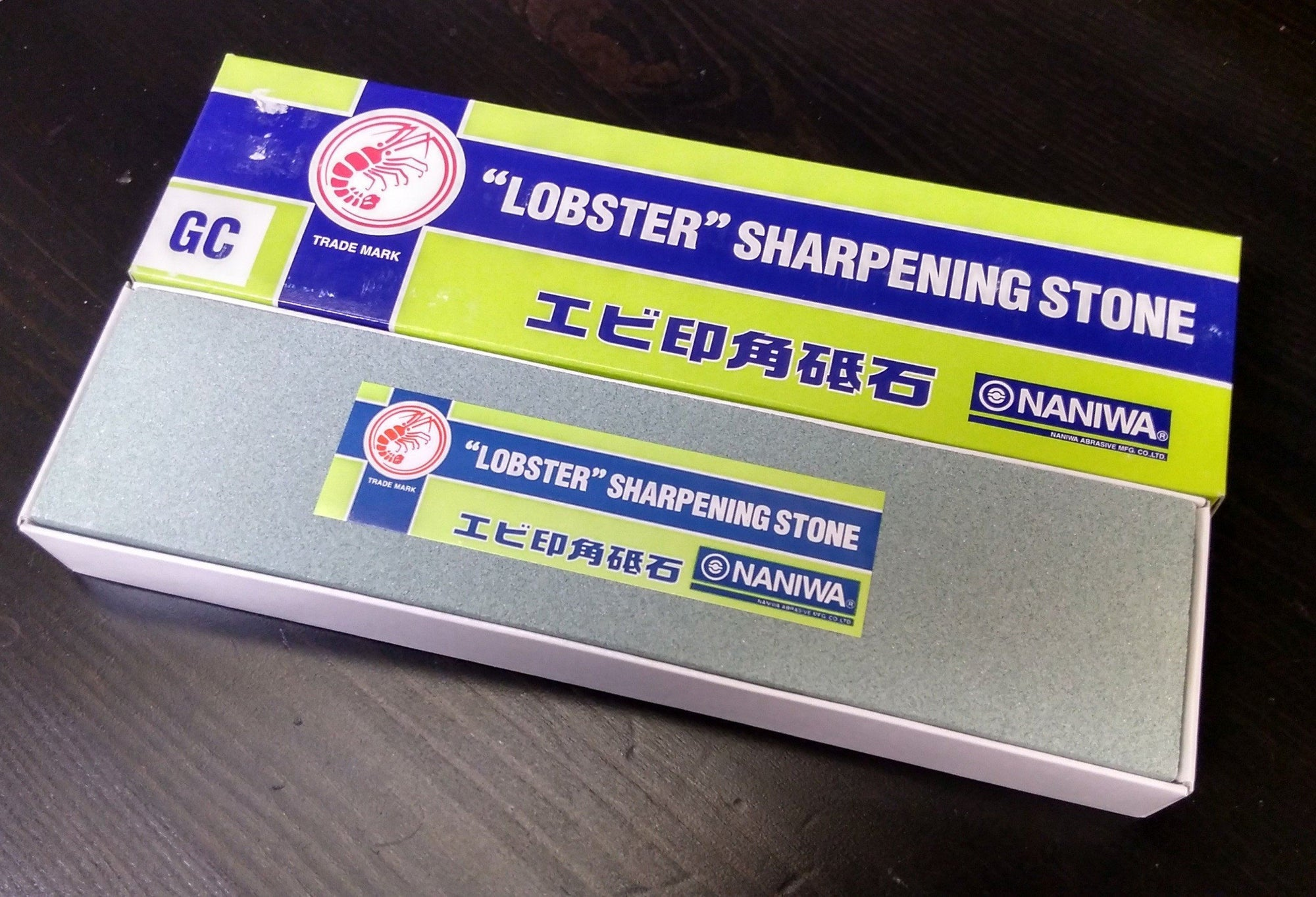 Naniwa GS Stone 150-180 Green Lobster 205x50x25mm