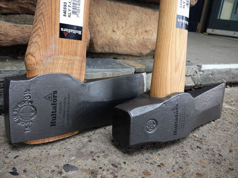 "Hultafors Splitting Maul SLY 5.5 lb. Head, 32"" Handle"