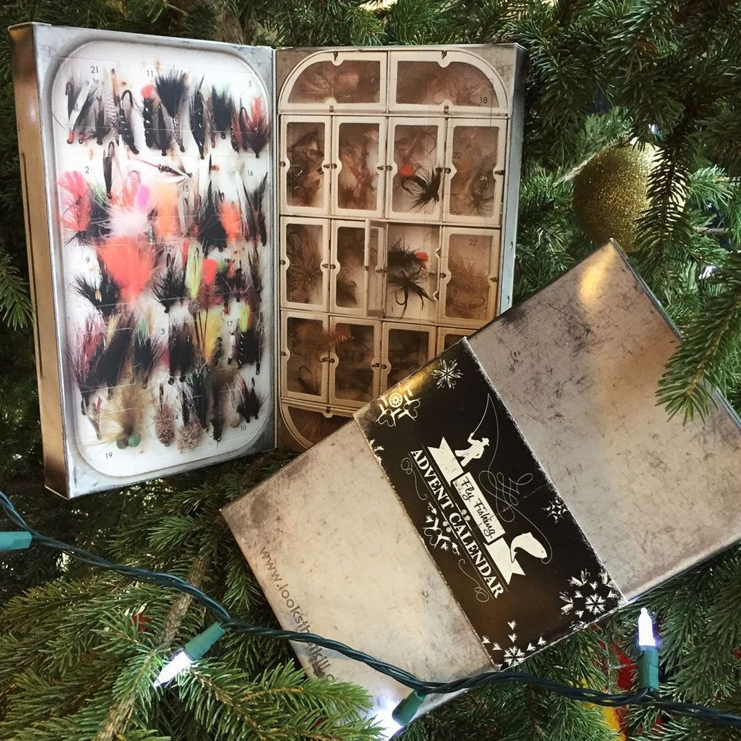 Allure Tackle Fly Fishing Advent Calendar