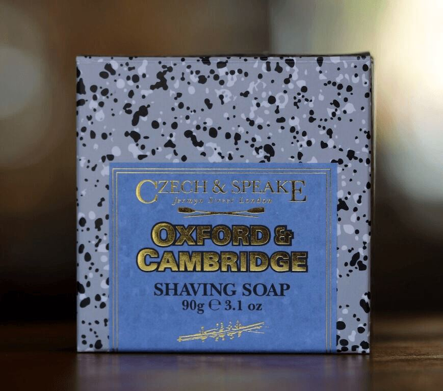Czech & Speake Oxford and Cambridge Shaving Soap, Refill 90g