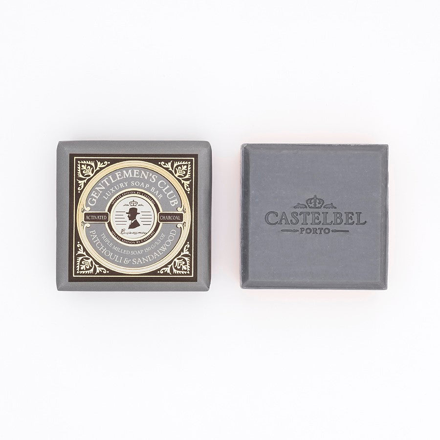 Castelbel Gentlemen's Club Patchouli and Sandalwood 150g Soap