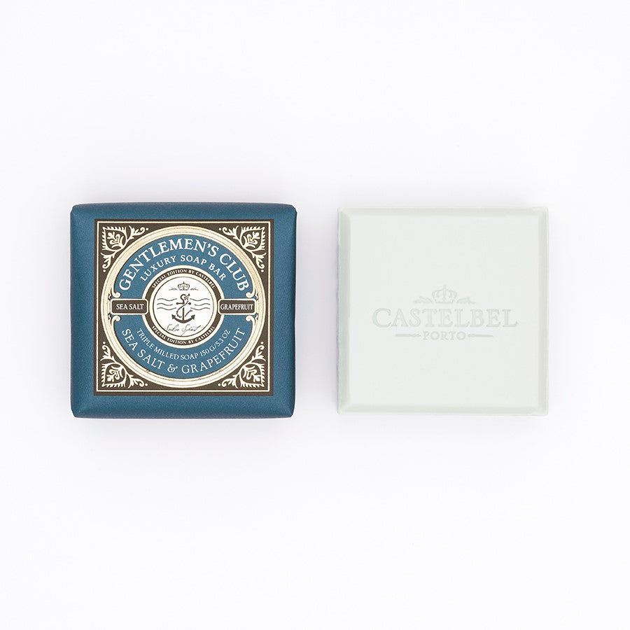 Castelbel Gentlemen's Club Sea Salt and Grapefruit 150g Soap
