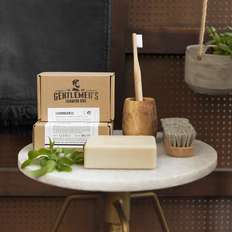 Castelbel Porto Traveller Collection Lemongrass Shampoo Bar