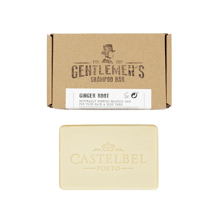 Castelbel Porto Traveller Collection Ginger Root Gentleman's Shampoo Bar