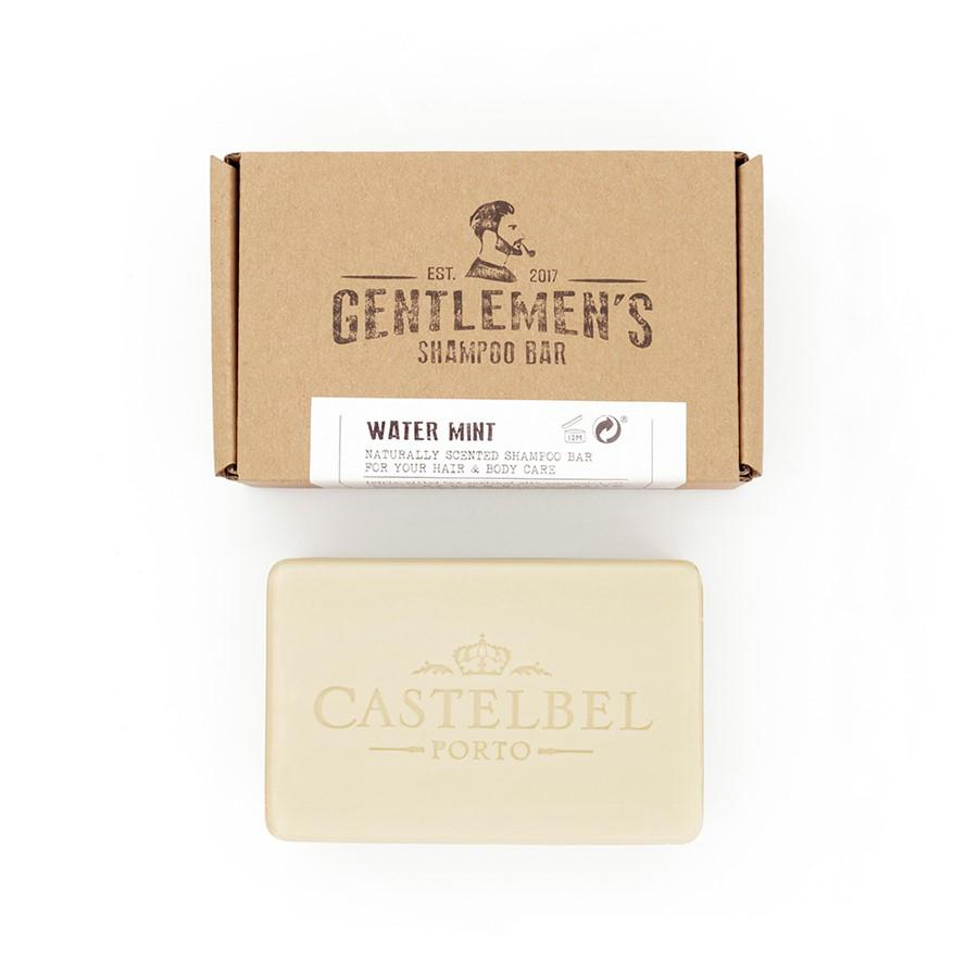 Castelbel Porto Traveller Collection Water Mint Shampoo Bar