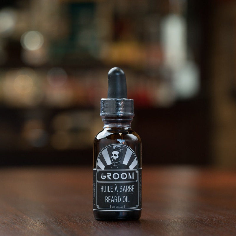 Groom Original Beard Oil 30ml