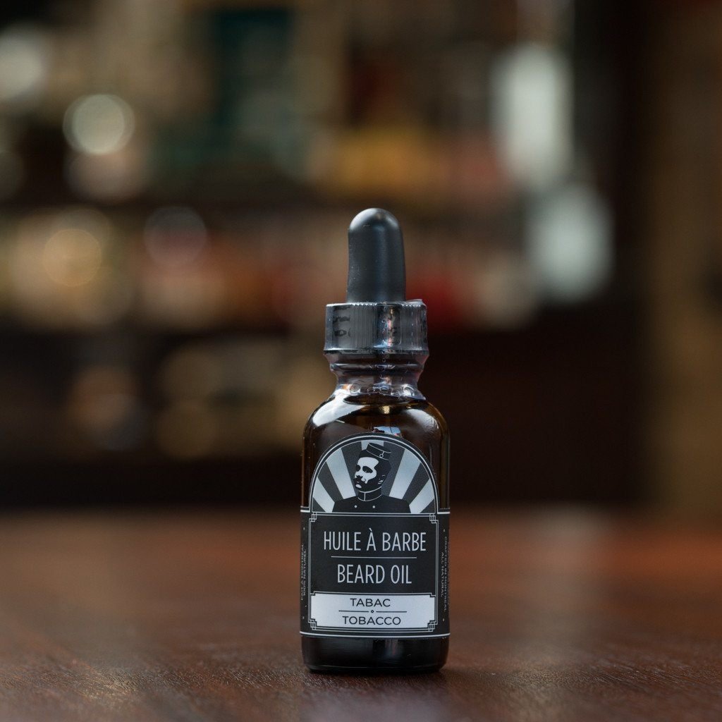 Groom Tobacco Beard Oil 30ml