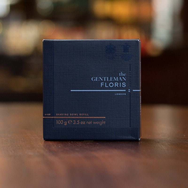 Floris No. 89 Shaving Soap