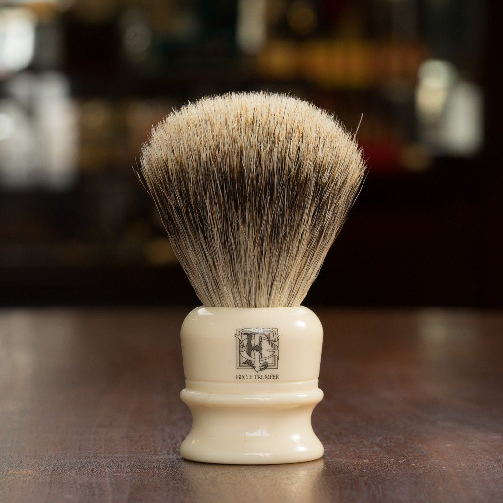 GEO.F.Trumper Best Badger Shaving Brush CB1B