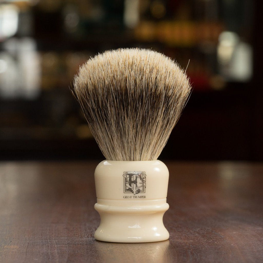 GEO.F.Trumper Best Badger Hair Shaving Brush CB1B