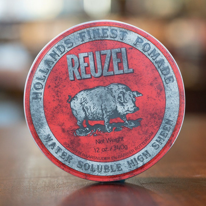 Reuzel Pomade Regular Red
