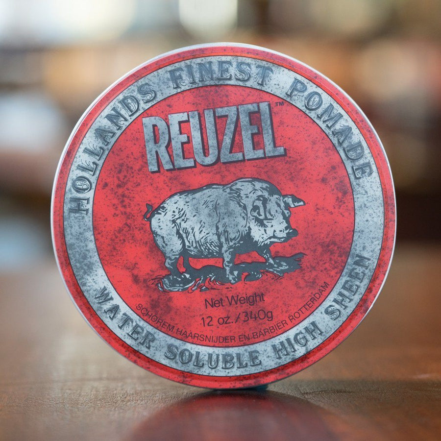 Reuzel Pomade Regular Red Can