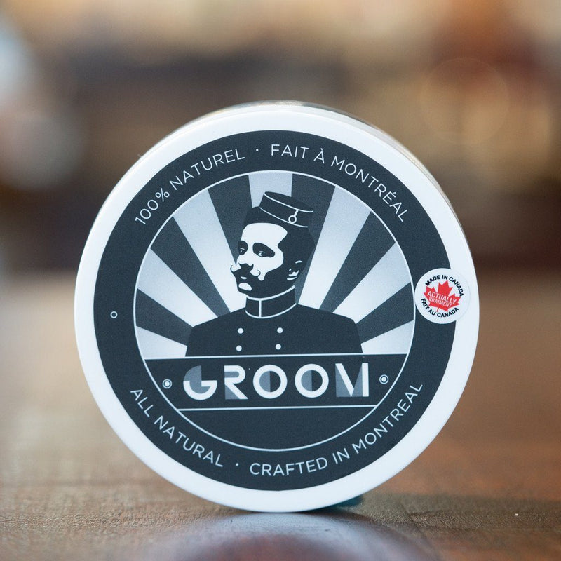 Groom Shaving Soap 140g