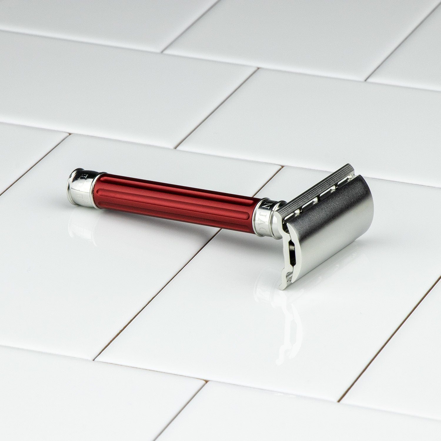 Edwin Jagger 3one6 Stainless Steel DE Safety Razor