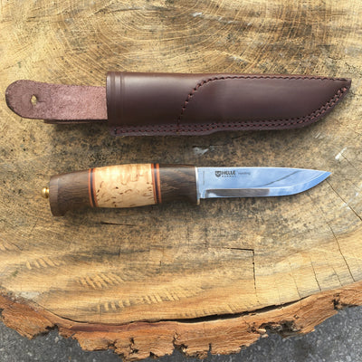 Helle Knives Harding 100mm Hunting Knife