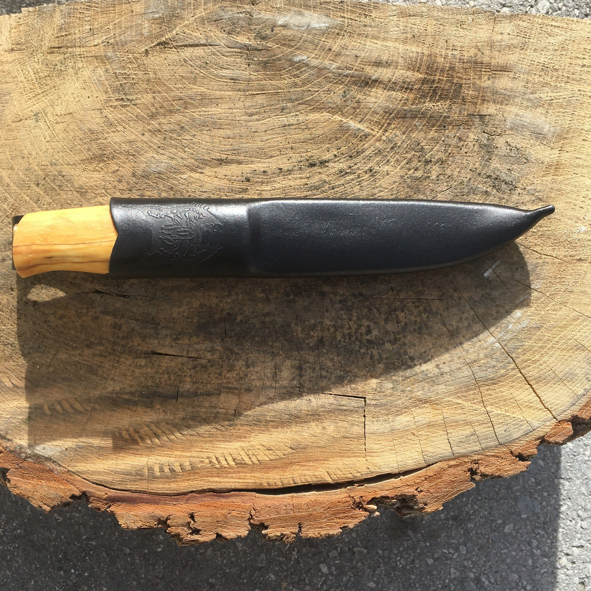 Helle Knives Jegermester 135mm Hunting Knife