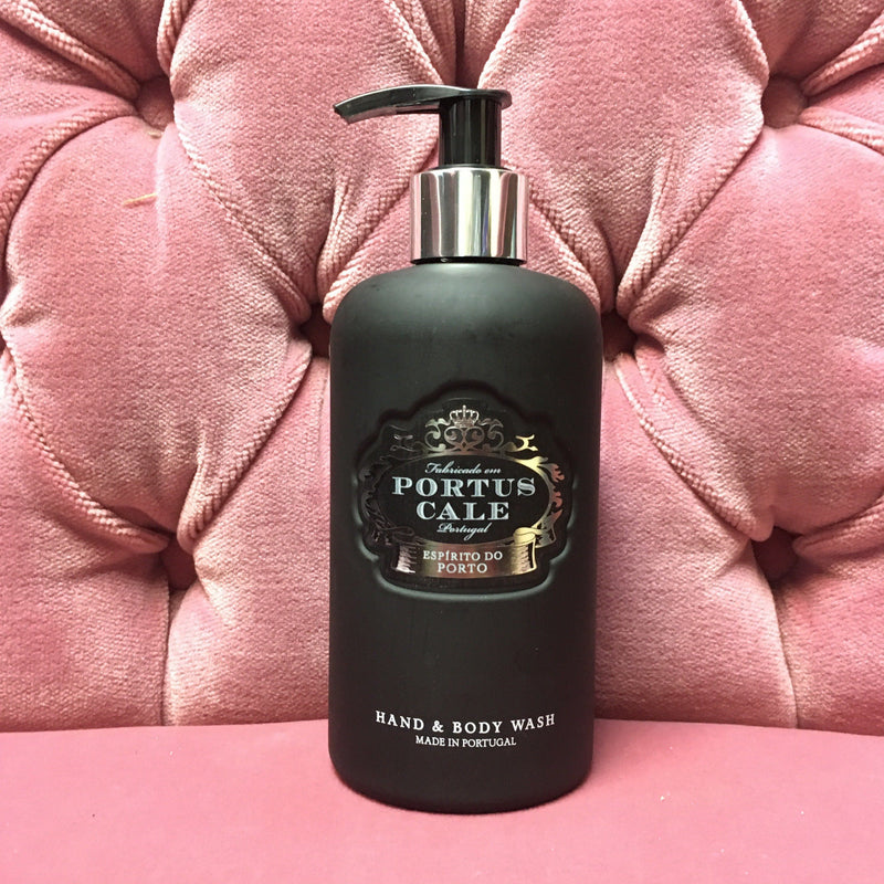 Castelbel Porto Portus Cale Black Edition Hand & Body Wash