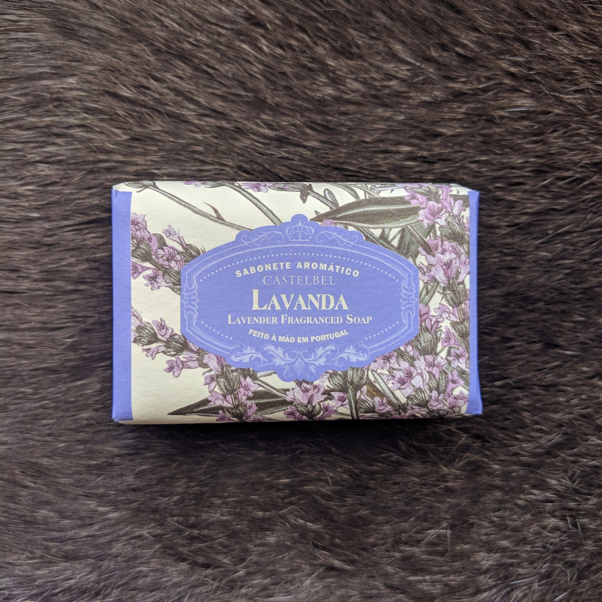 Castelbel Porto Ambiente Collection Lavender Soap