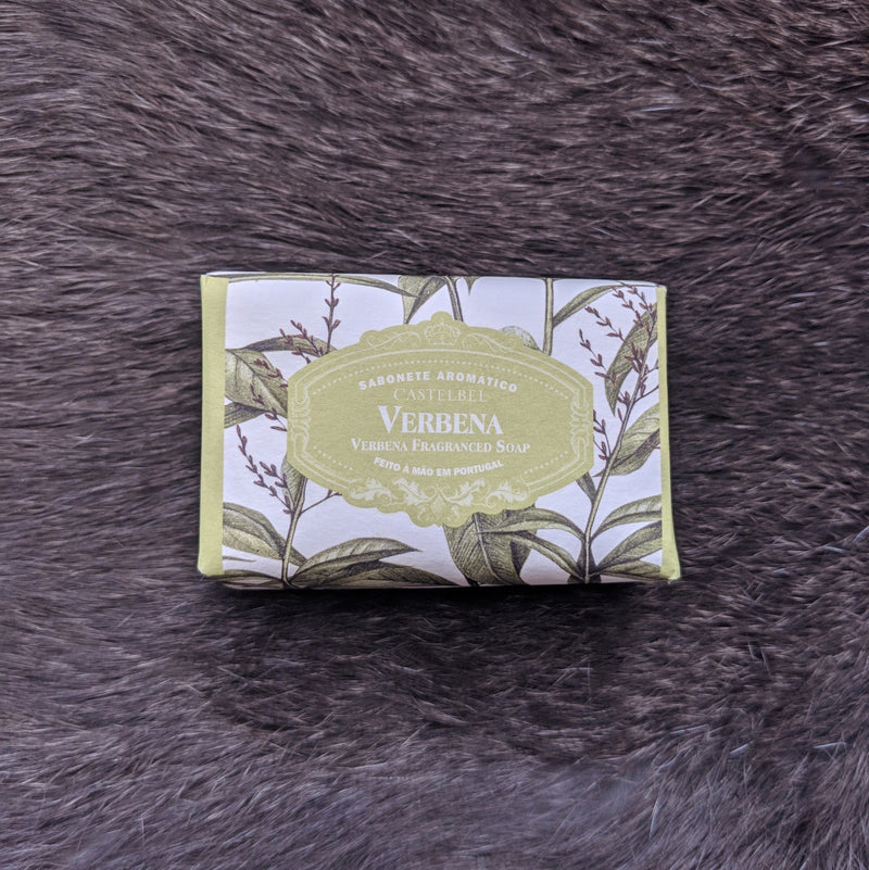 Castelbel Porto Ambiente Collection Verbena Soap