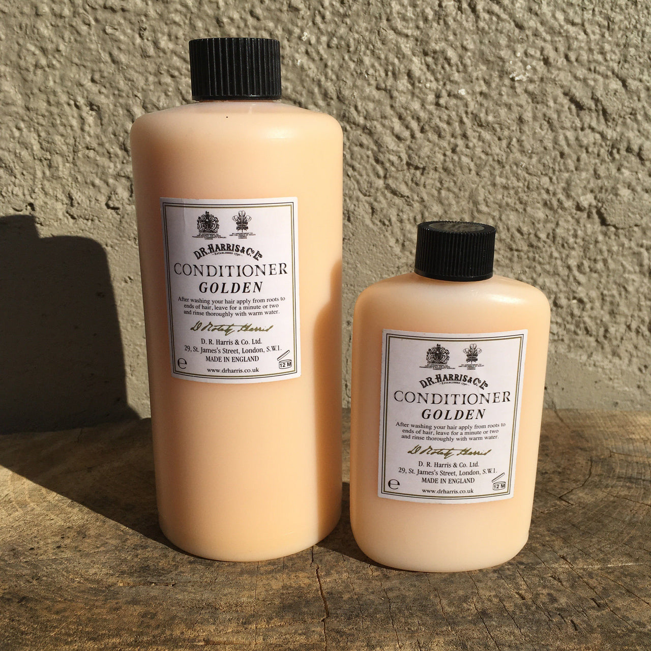 D.R. Harris Golden Conditioner