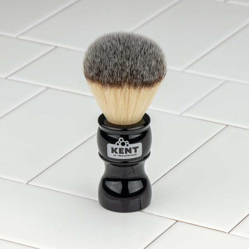 Kent of Inglewood Synthetic Fibre Shaving Brush