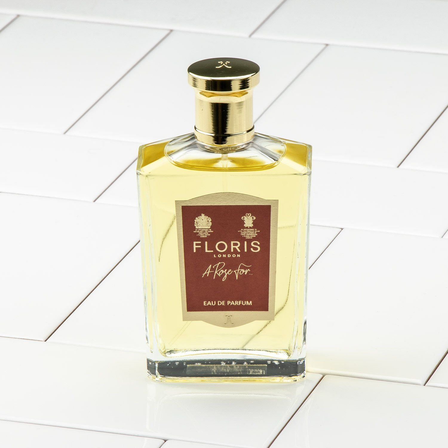 Floris A Rose For... Eau de Parfum