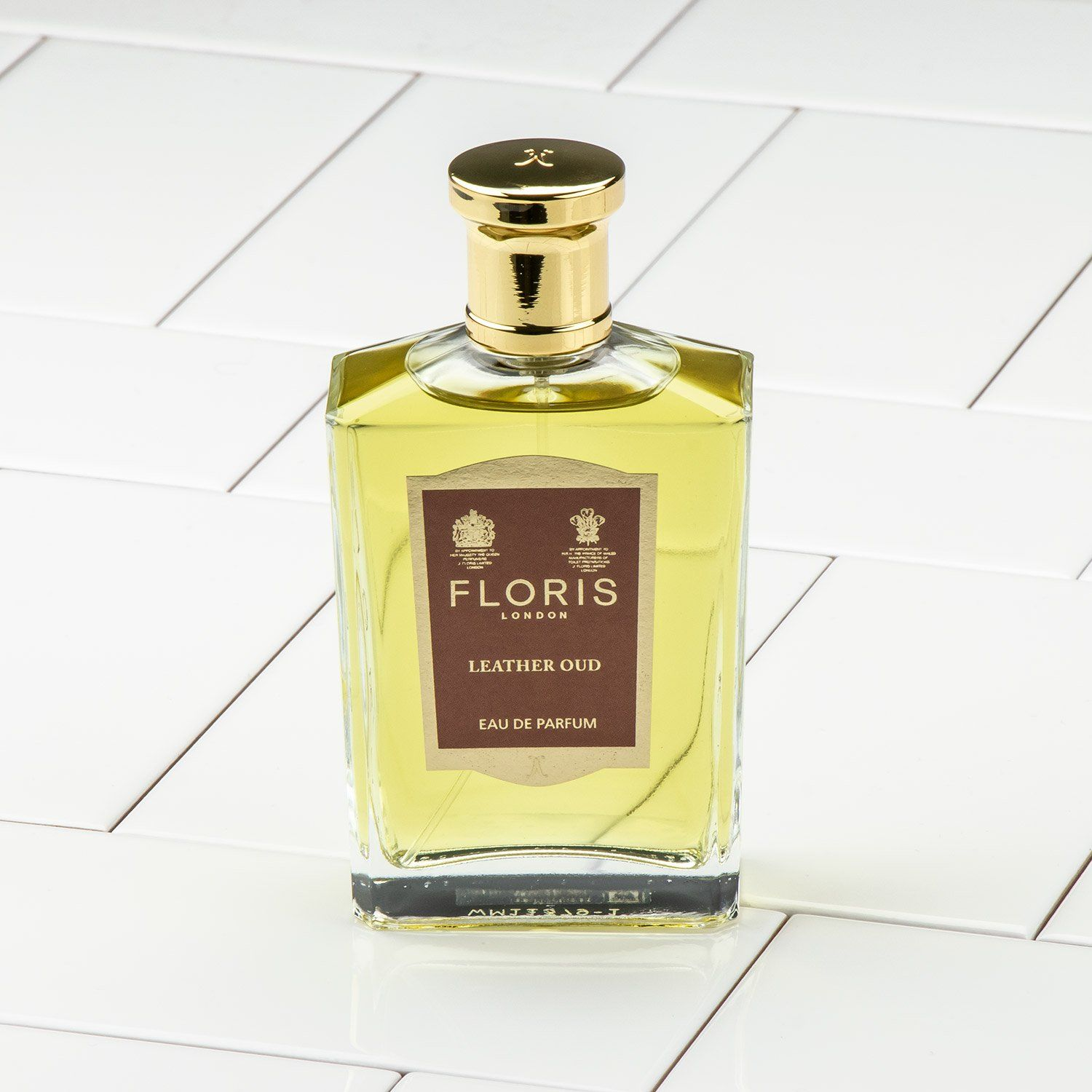Floris Leather Oud Eau de Parfum