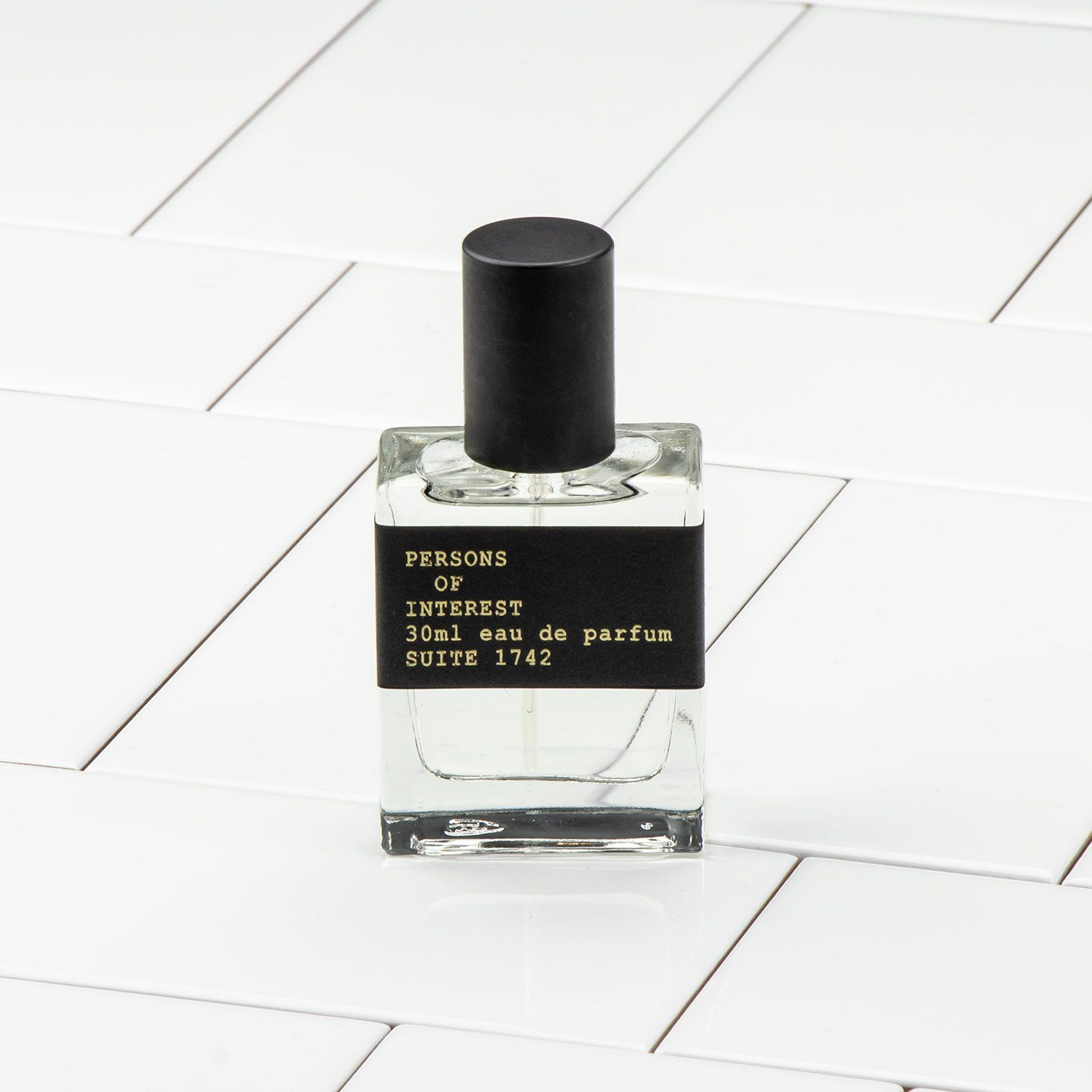 Persons of Interest Suite 1742 Eau de Parfum, 30ml Bottle