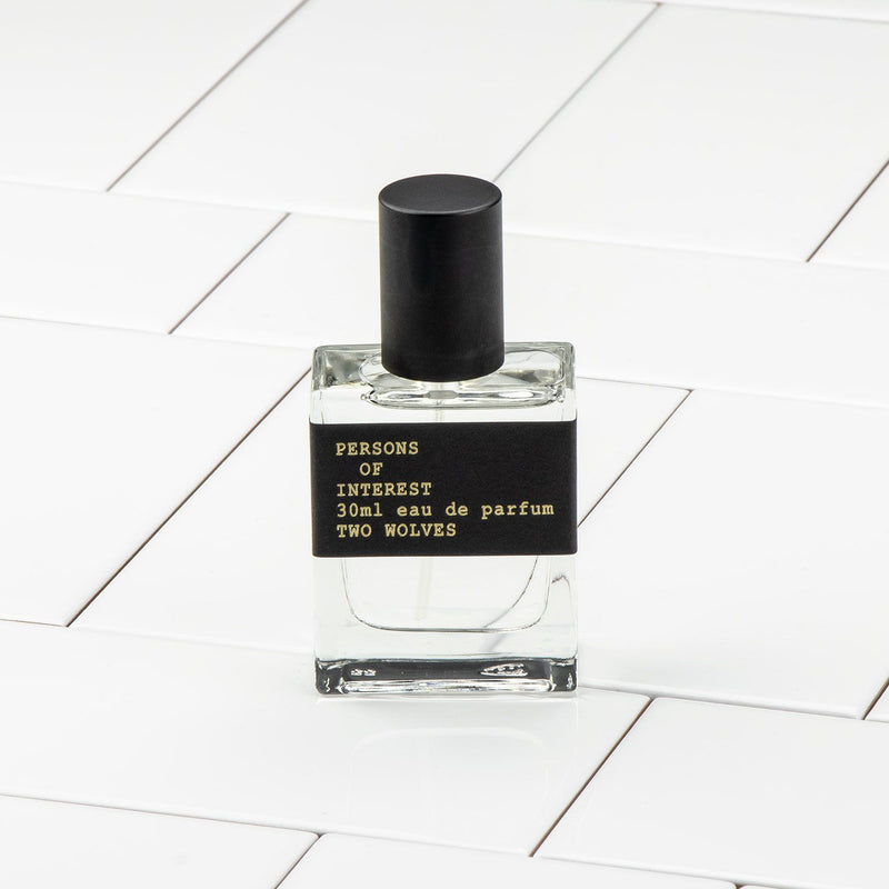 Persons of Interest Two Wolves Eau de Parfum, 30ml Bottle