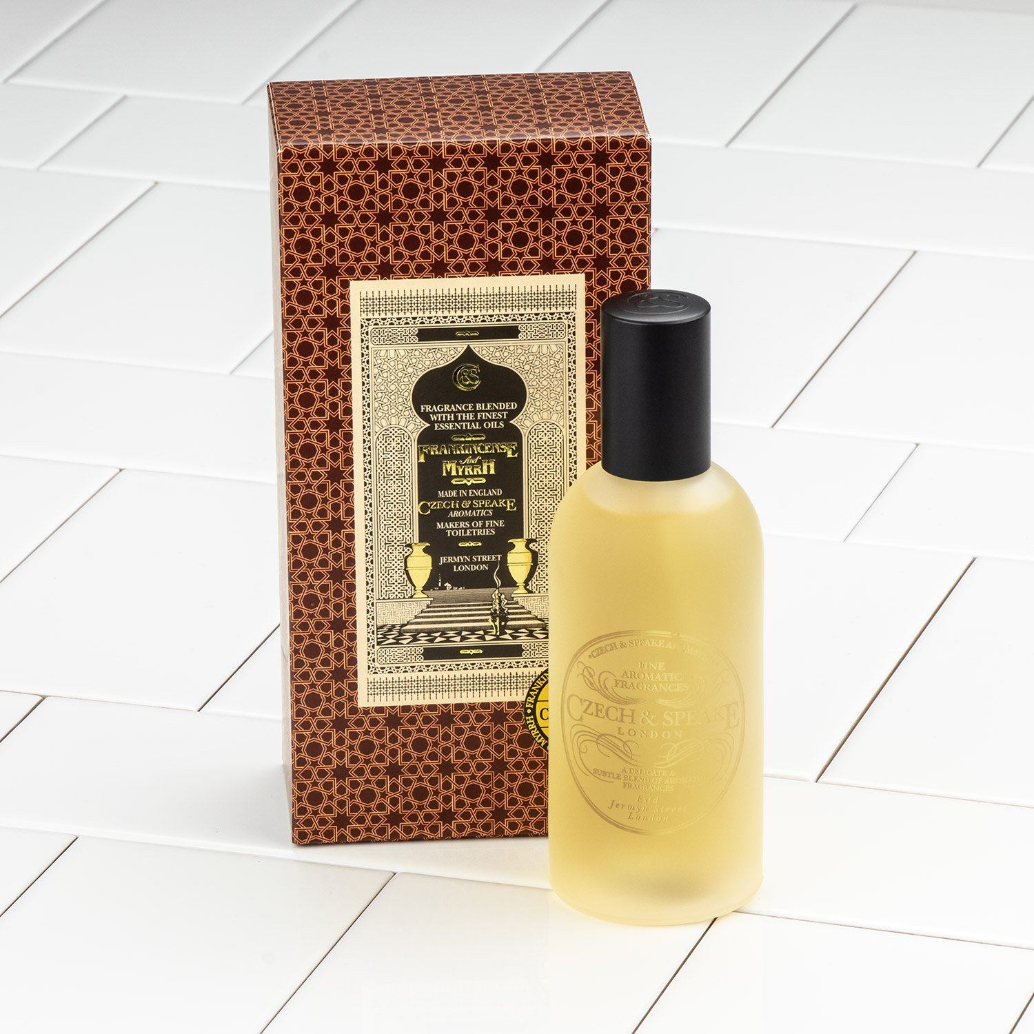 Czech & Speake Frankincense and Myrrh Cologne