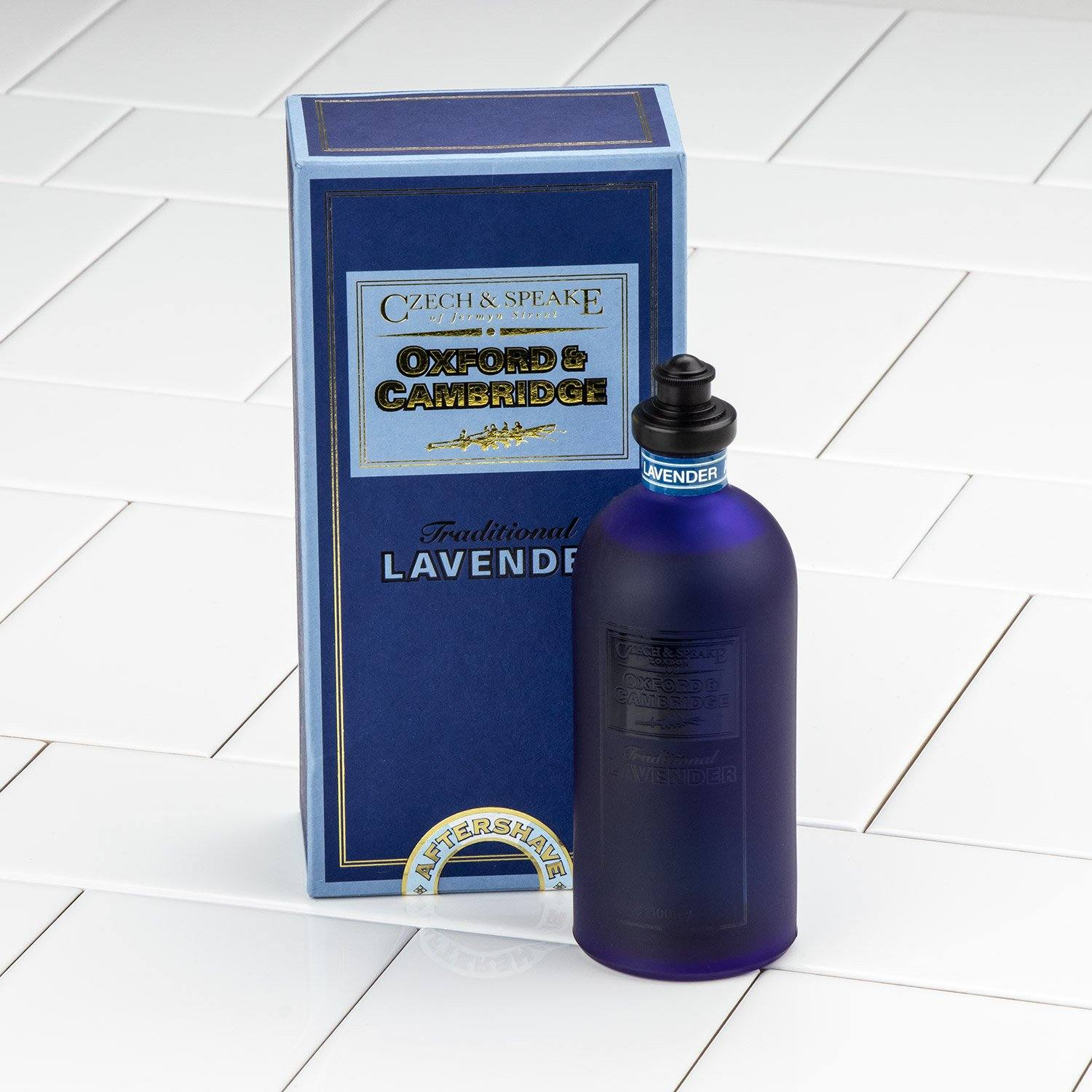 Czech & Speake Oxford and Cambridge Aftershave