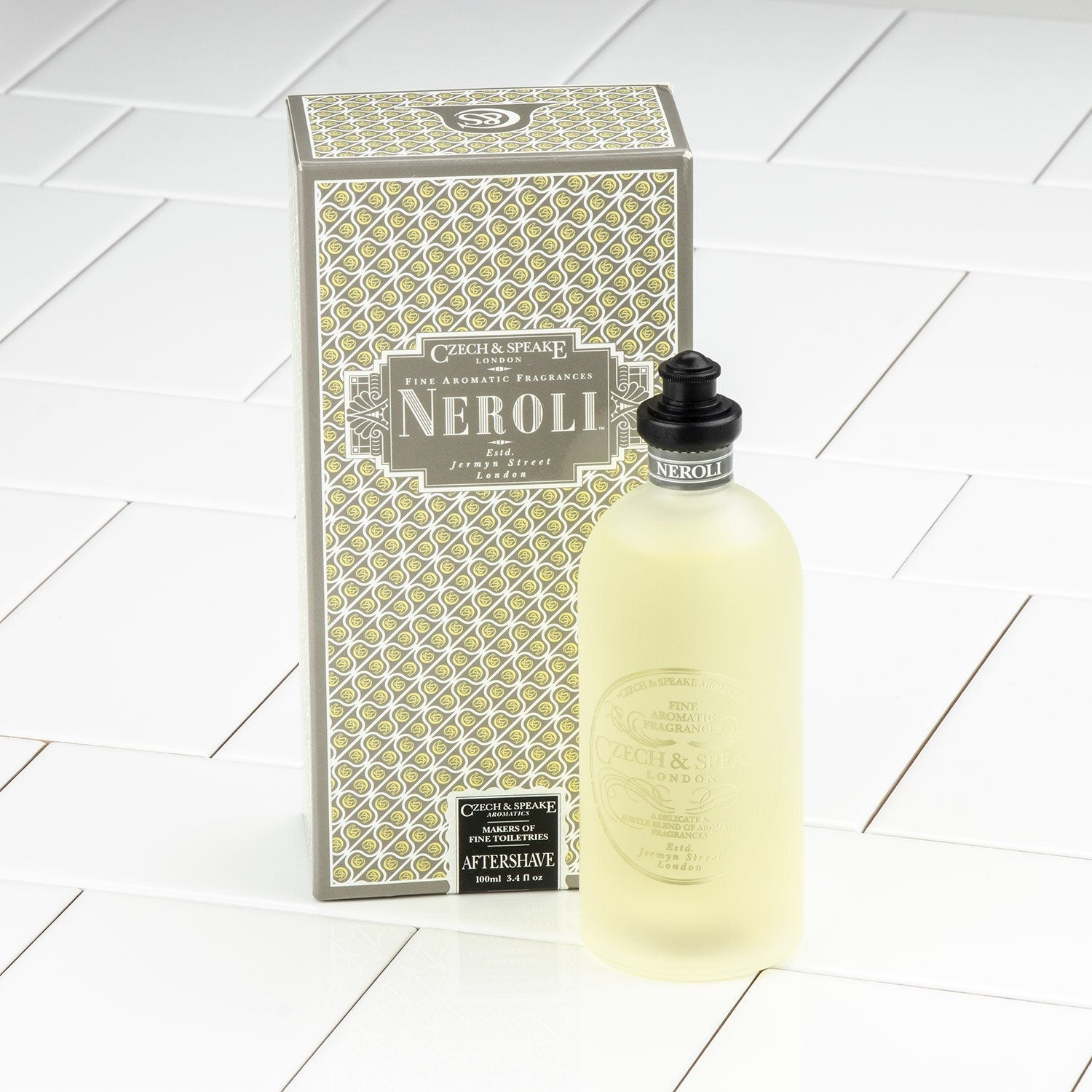 Czech & Speake Neroli Aftershave