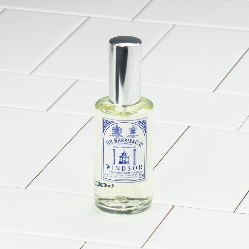 D.R. Harris Windsor Eau de Toilette