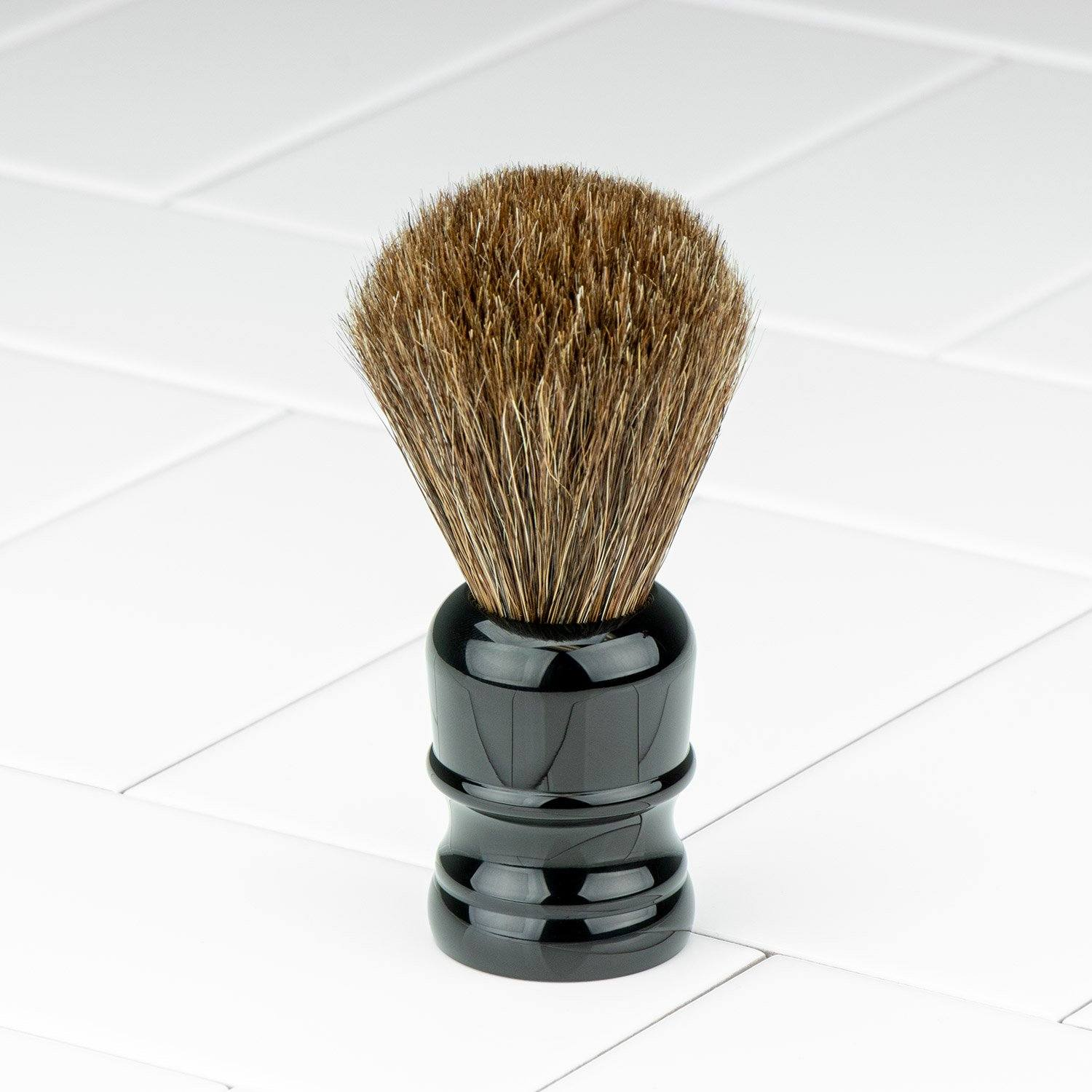 Hoxton Shave Co. Horse Hair Shaving Brush