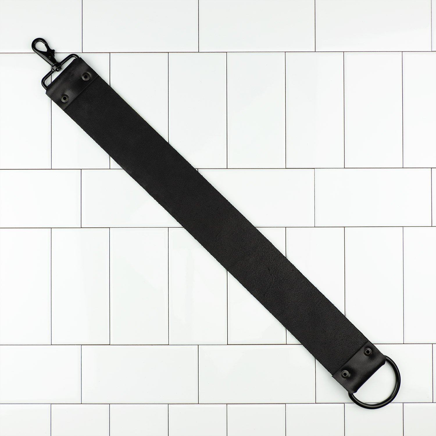 Horace and Jasper Leather hanging Strop