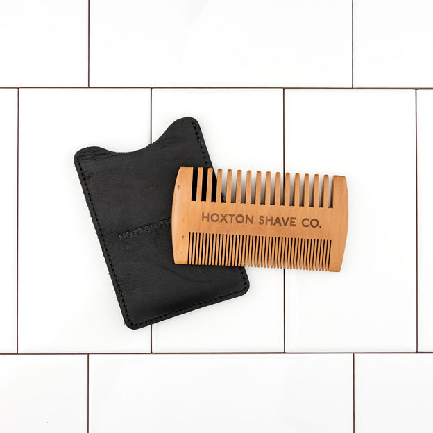 Hoxton Shave Co. Beard Comb