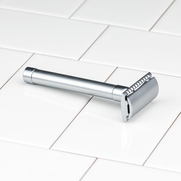 Hoxton Shave Co. Matte Long Handle DE Safety Razor
