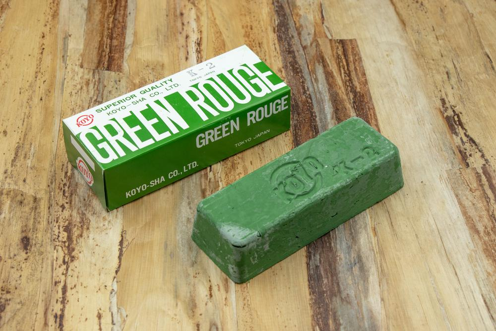 Koyo Green Chromium oxide stick
