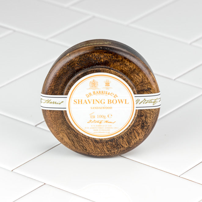 D.R. Harris Sandalwood Shaving Soap