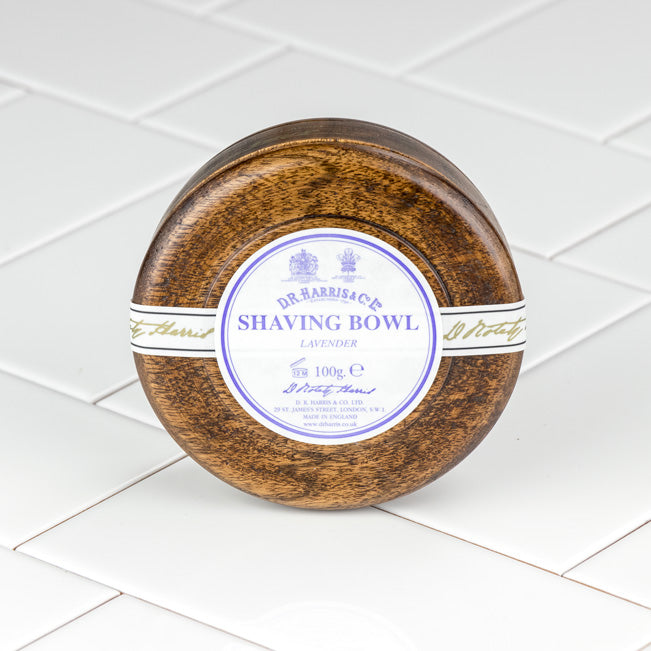 D.R. Harris Lavender Shaving Soap