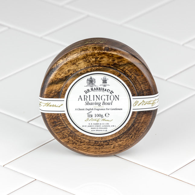 D.R. Harris Arlington Shaving Soap