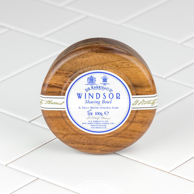 D.R. Harris Windsor Shaving Soap