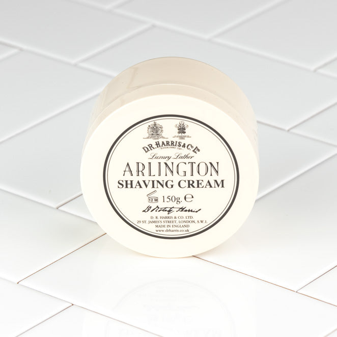D.R. Harris Arlington Shaving Cream