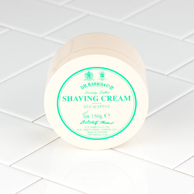 D.R. Harris Eucalyptus Shaving Cream