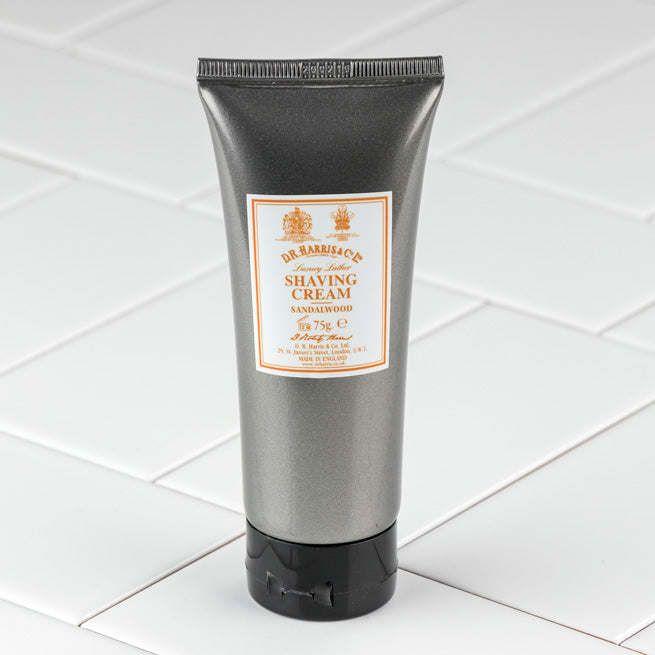 D.R. Harris Sandalwood Shaving Cream
