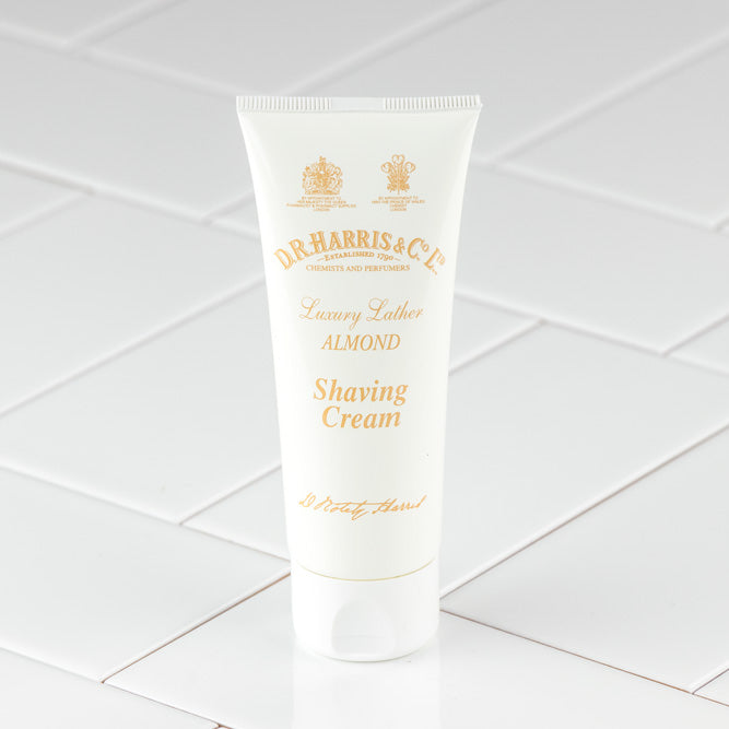D.R. Harris Almond Shaving Cream