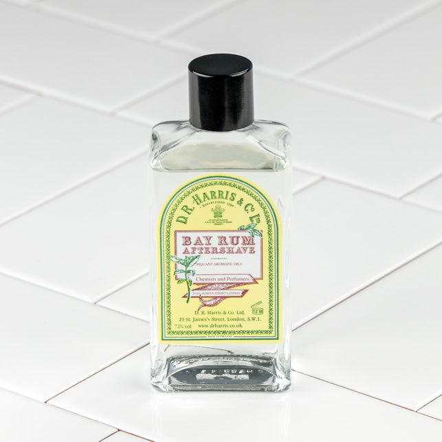 D.R. Harris Bay Rum Aftershave